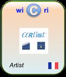 Pour aller sur Wicri/Artist (fr)